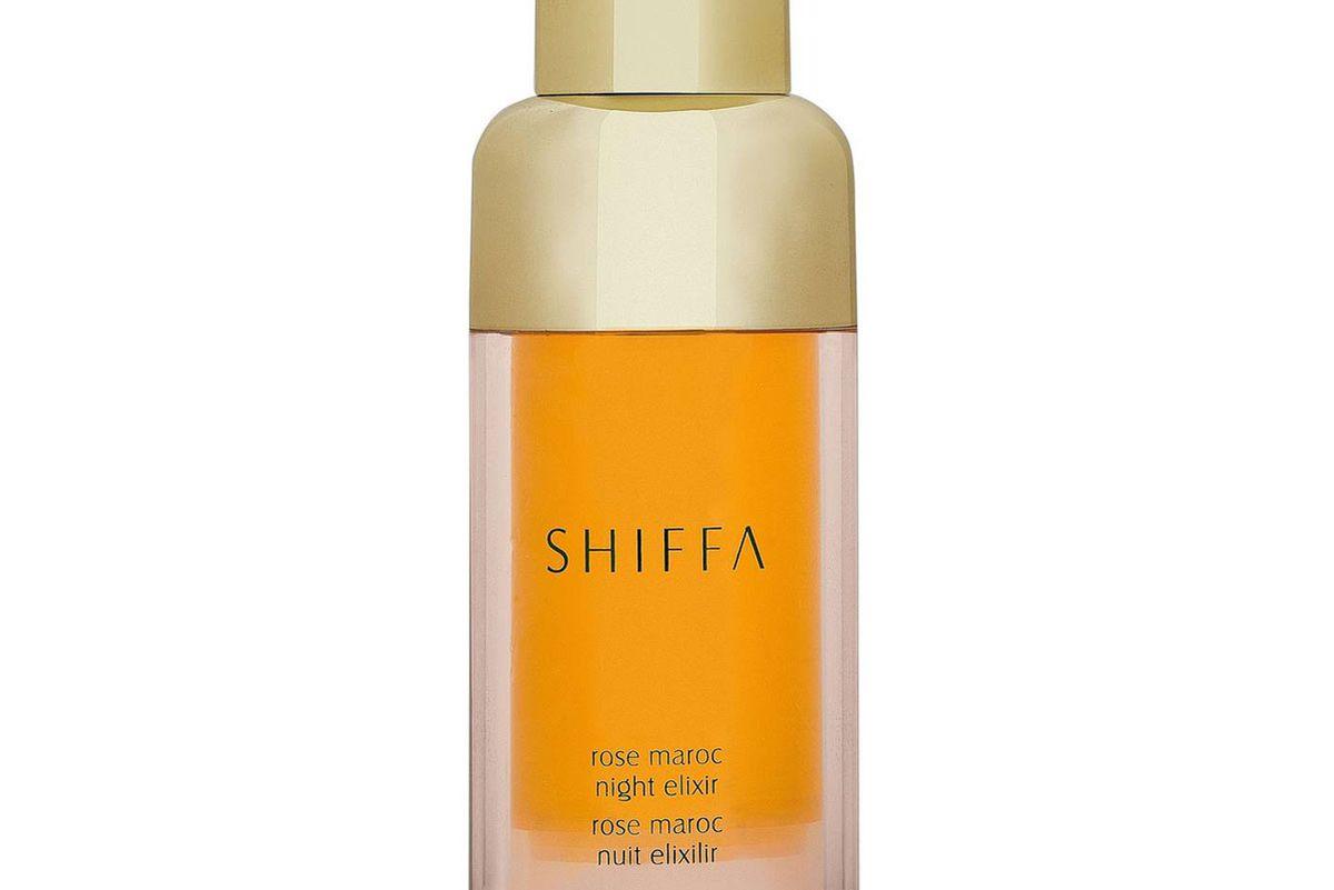 shiffa rose maroc night elixir