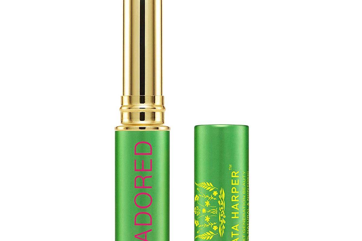 tata harper be adored tinted anti aging neuropeptide lip treatment