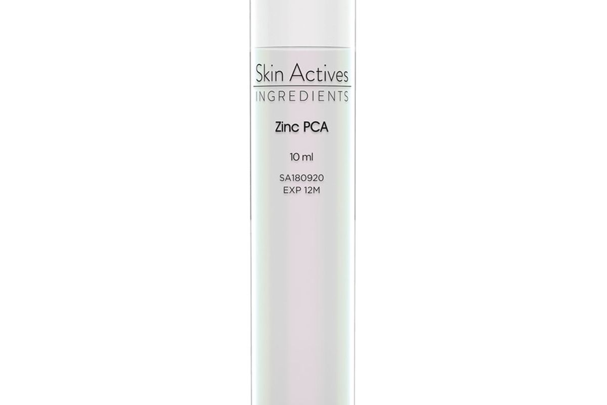 skin actives zinc pca