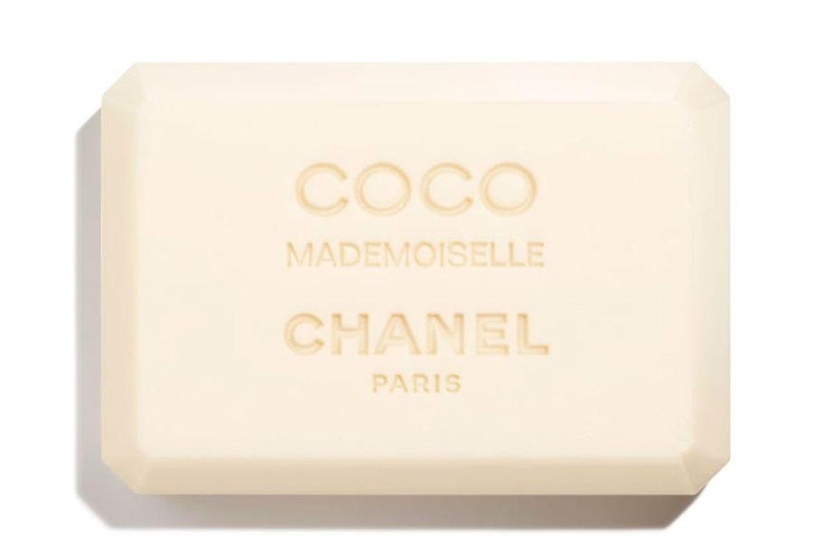 chanel beauty coco mademoiselle fresh bath soap