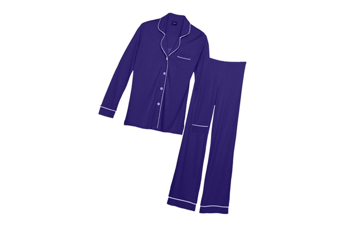 Bella Long Sleeve and Pant Pajama Set