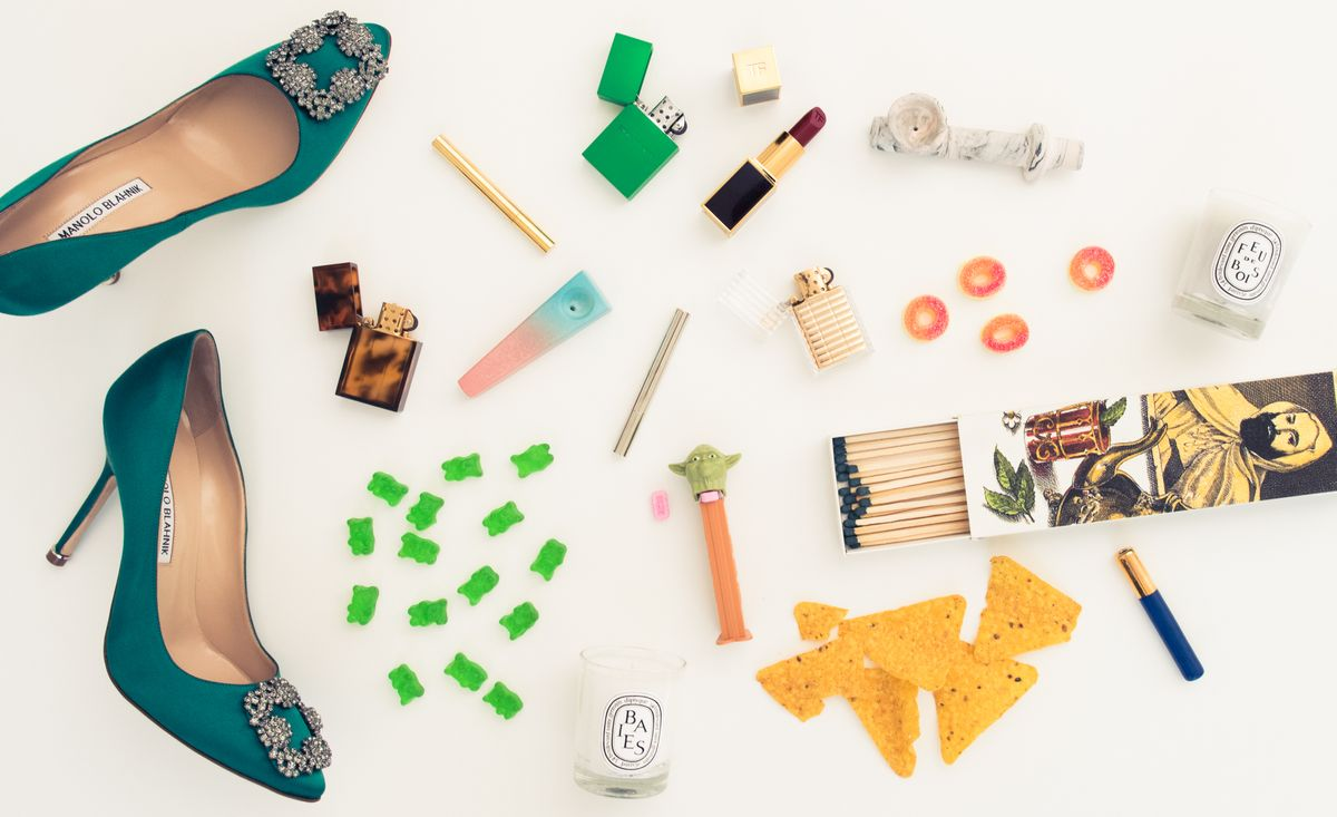 Cannabis Accoutrements You Can Leave On Your Coffee Table