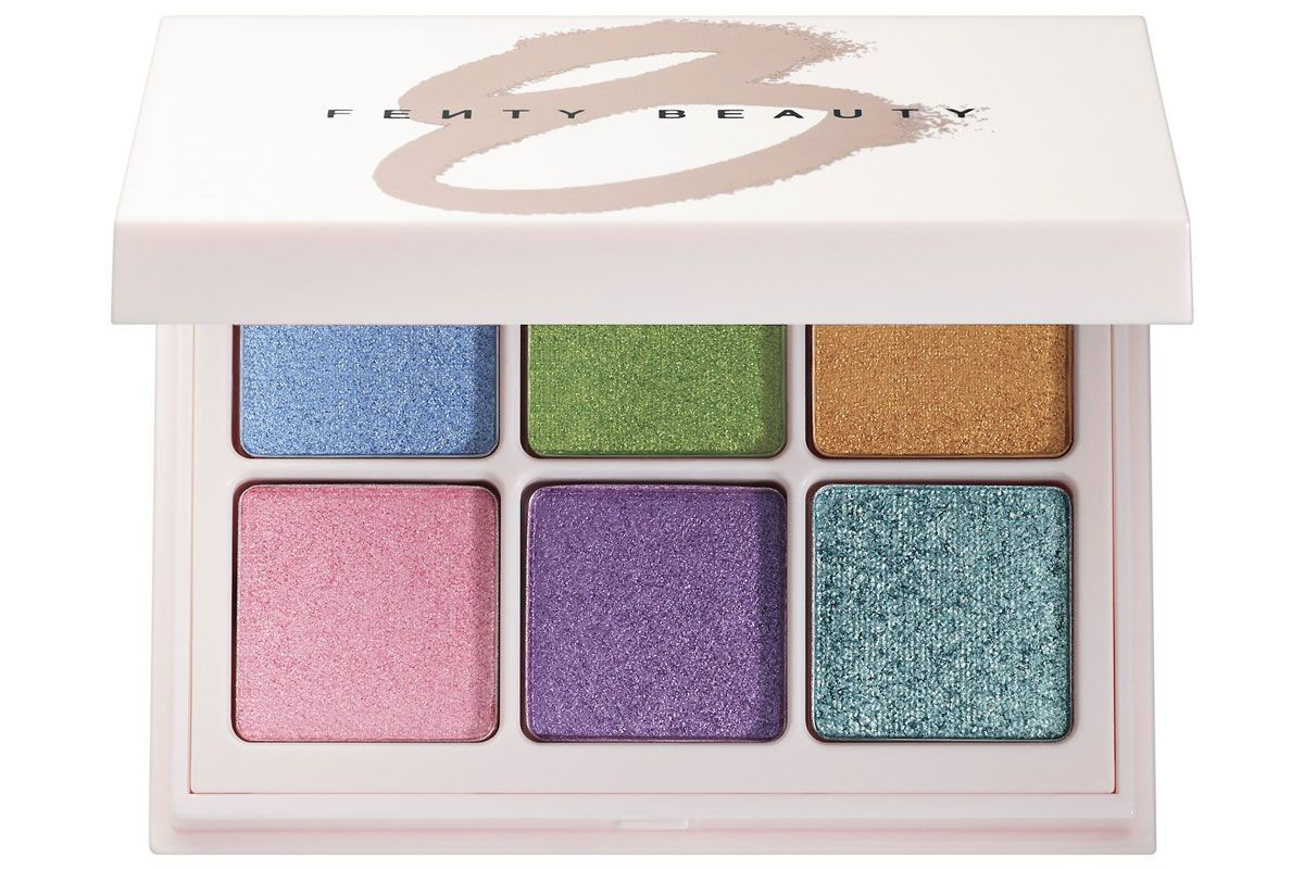 fenty beauty by rihanna snap shadows mix and match eyeshadow palette