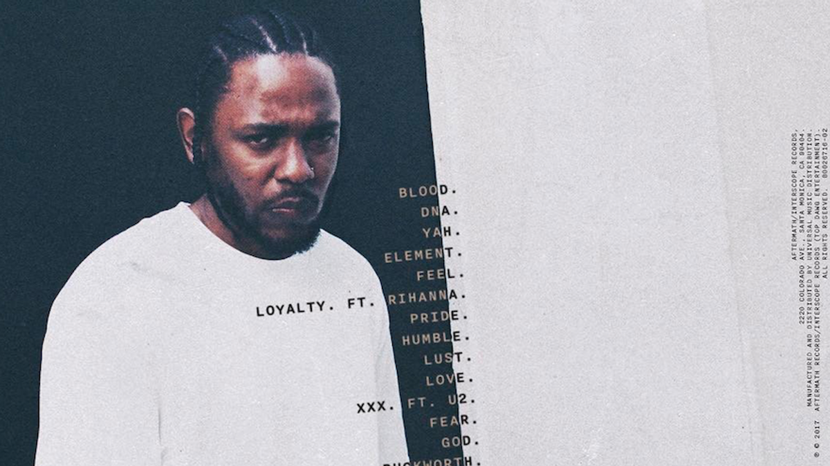 Damn, We're Excited for Kendrick Lamar's New LP