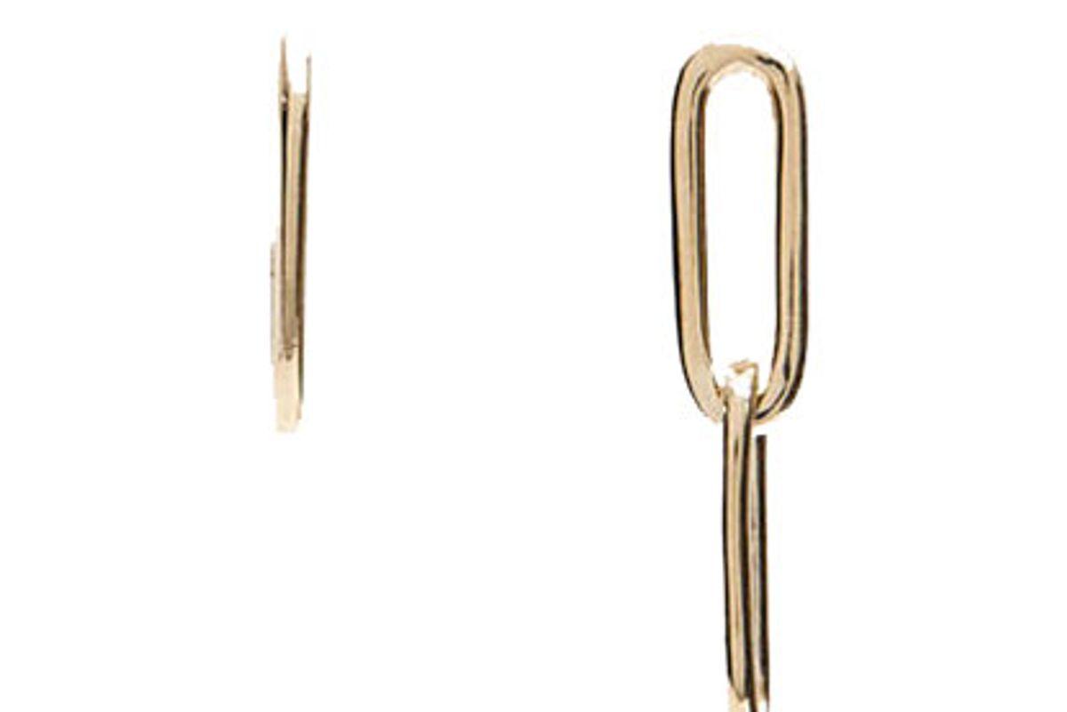 loren stewart link earrings