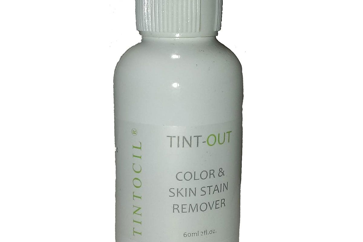 tinocil tint out color and skin stain remover