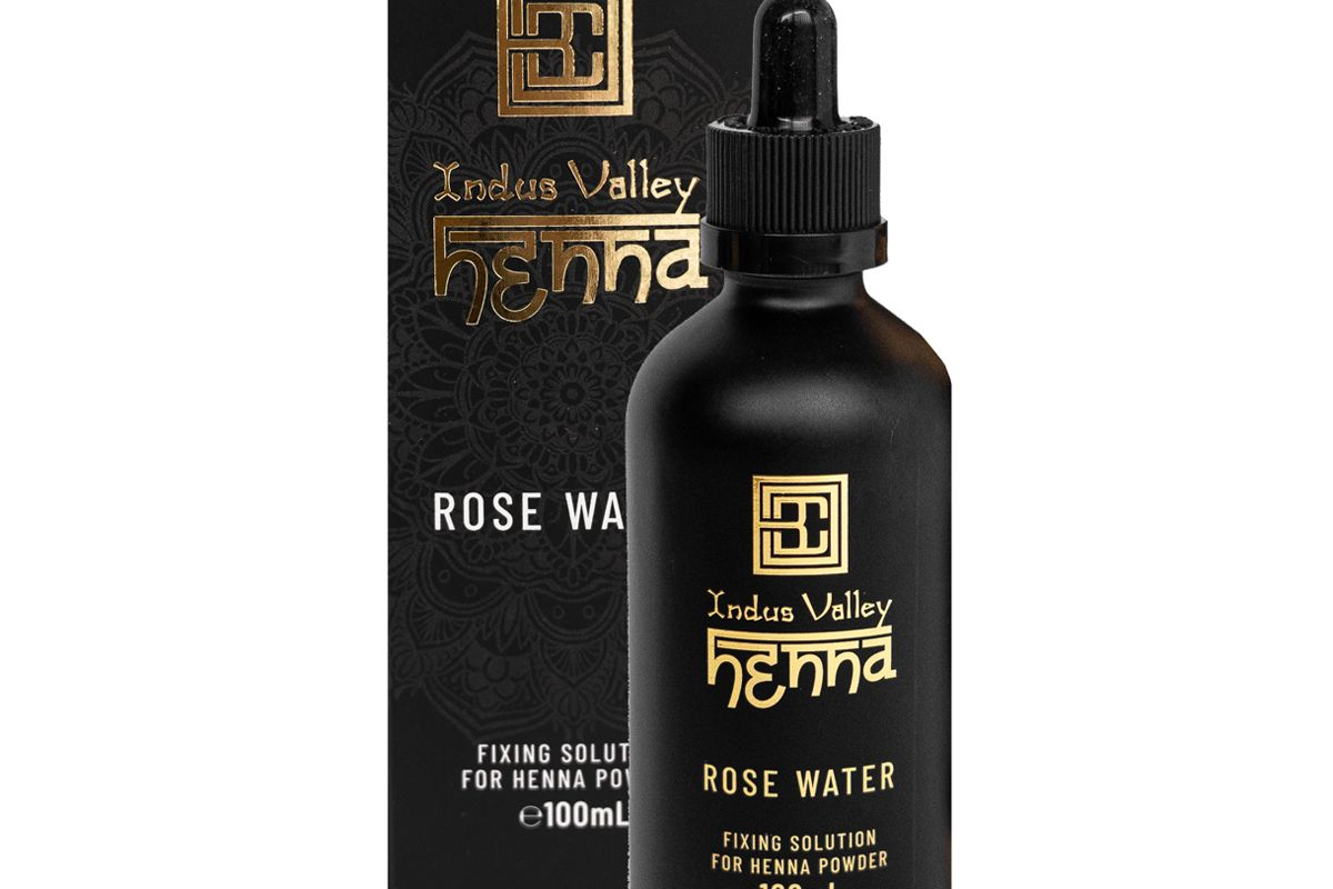 indus valley rose water fixing solution