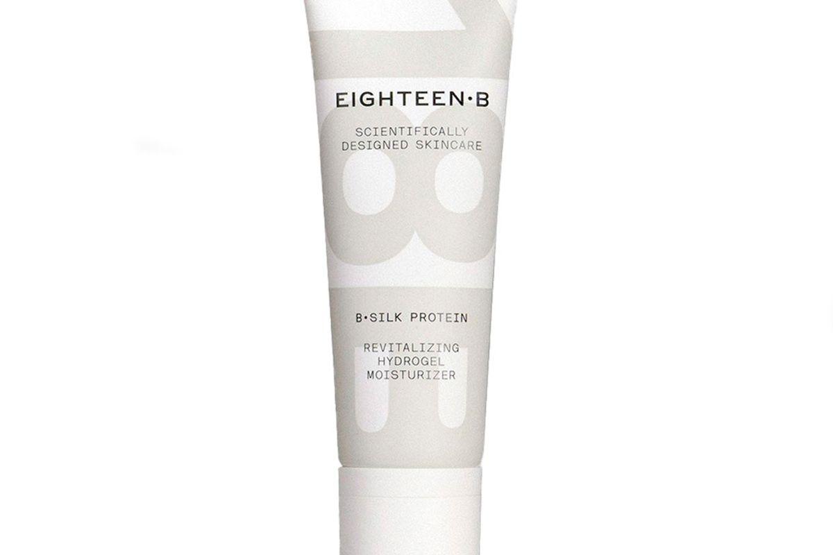 eighteen b revitalizing hydrogel moisturizer