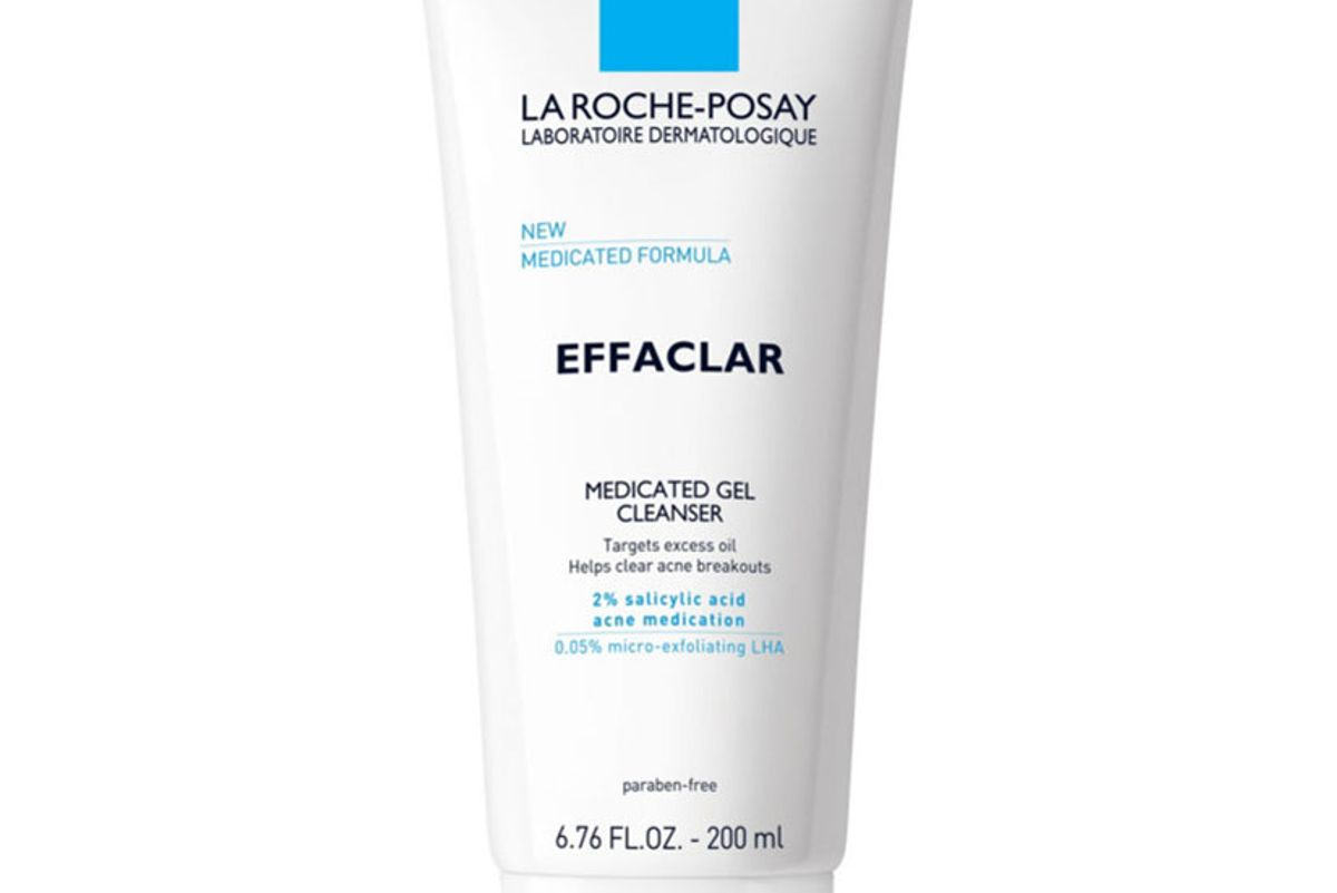 la roche posay effaclar edicated acne face wash