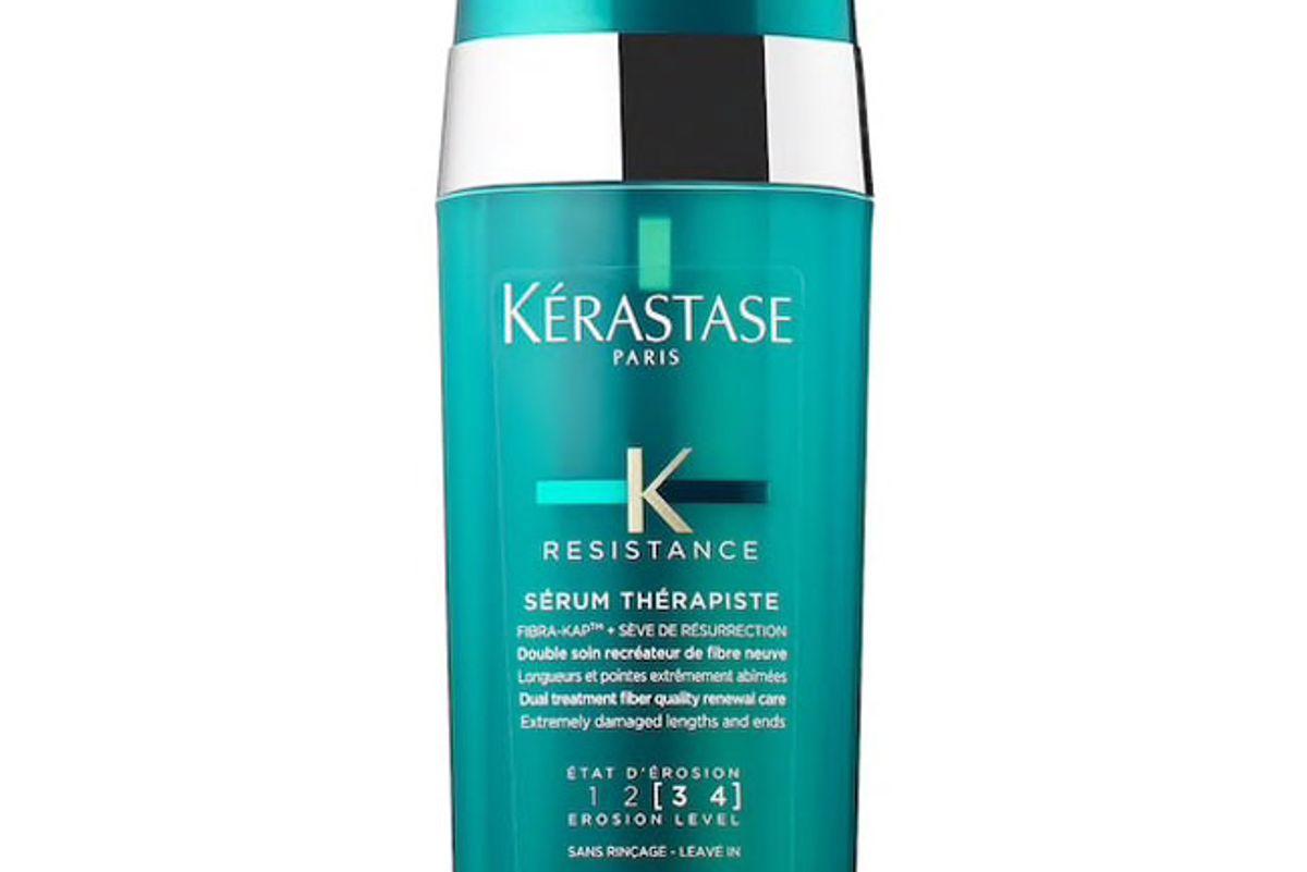kerastase resistance serum for severely damaged hair