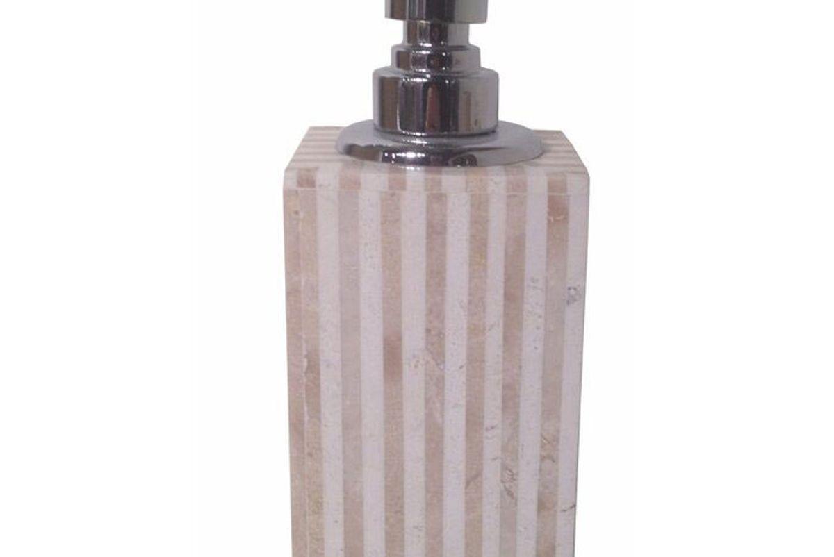 oggetti cabana soap and lotion dispenser