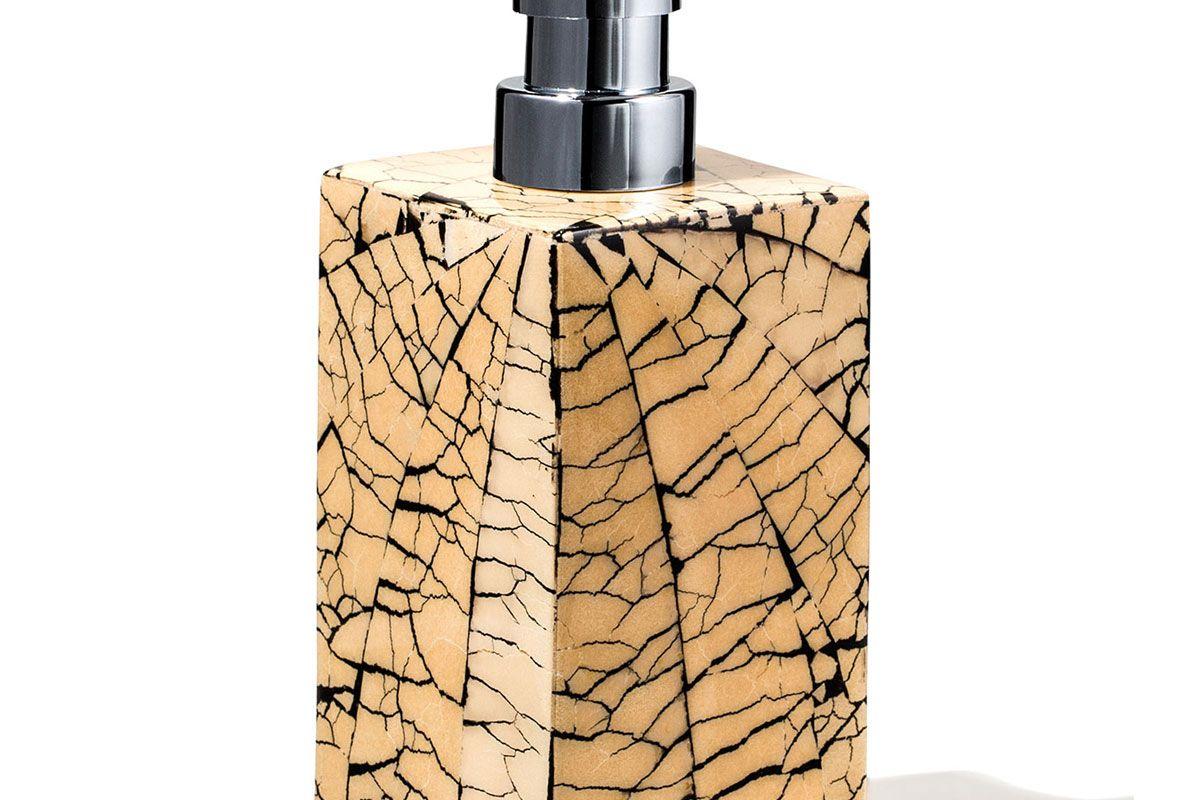 ladorada totumo soap pump dispenser