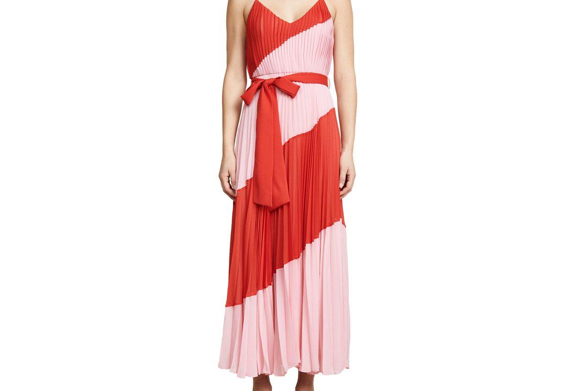 alice and olivia rozlyn dress