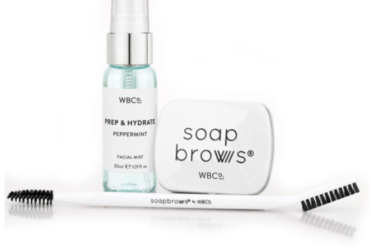 wbco soap brows essentials