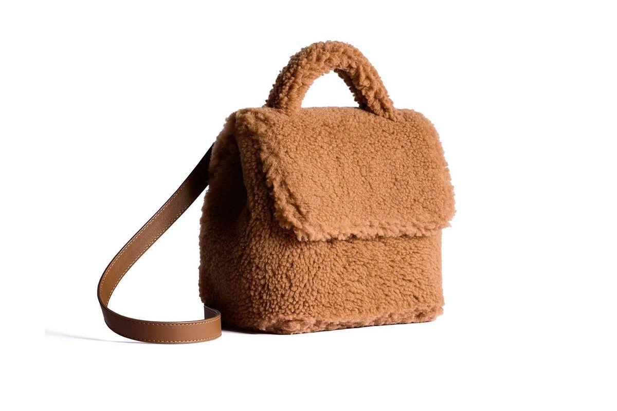 micro convertible bag teddy bear