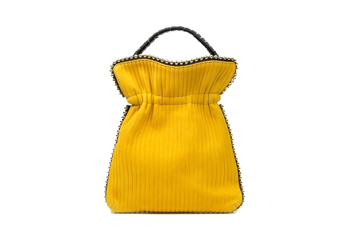 les petits jouers trilly metal piping yellow