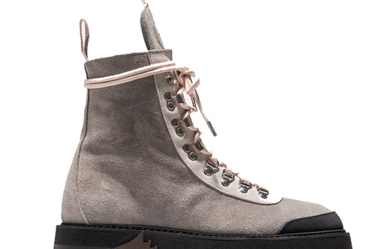 X Off-White Womens Mountain Boot