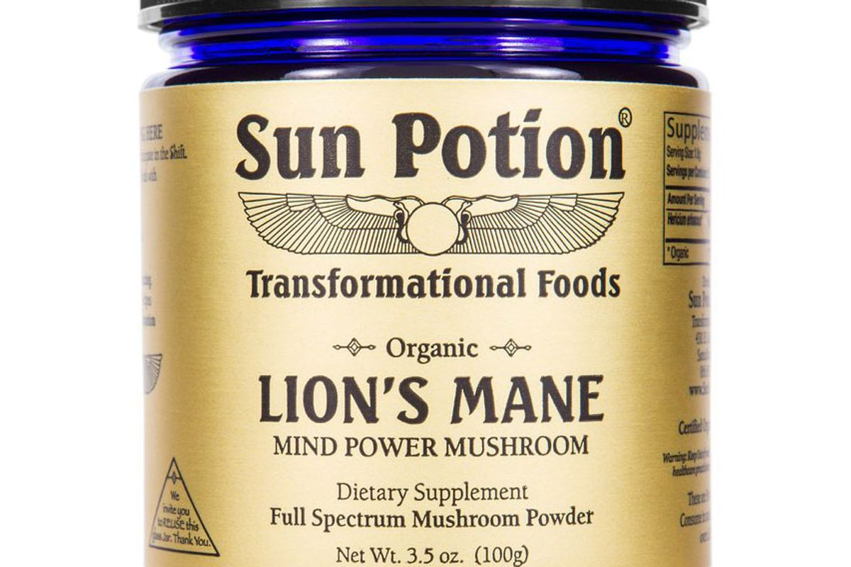 sun potion lions mane