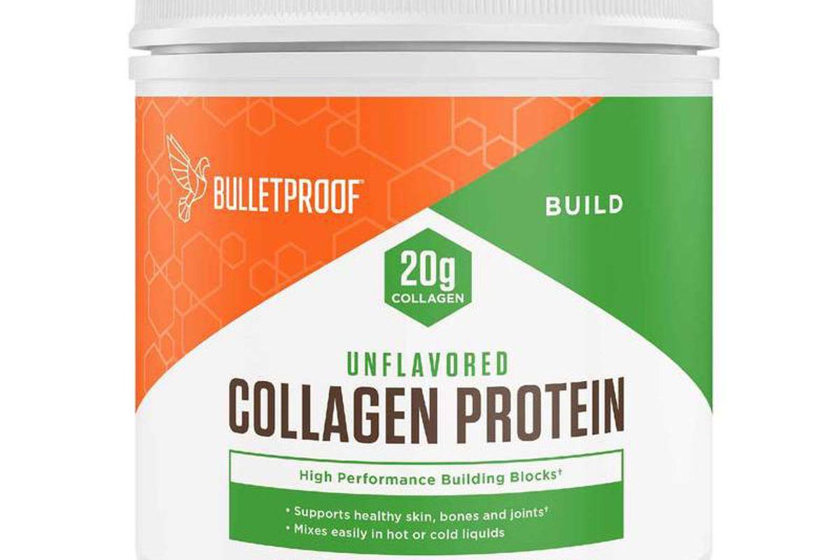 bulletproof unflavored collagen protein