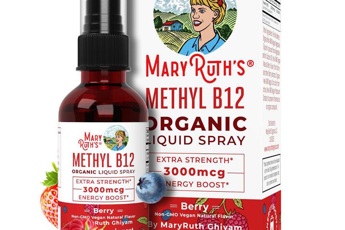 mary ruths methyl b12 spray