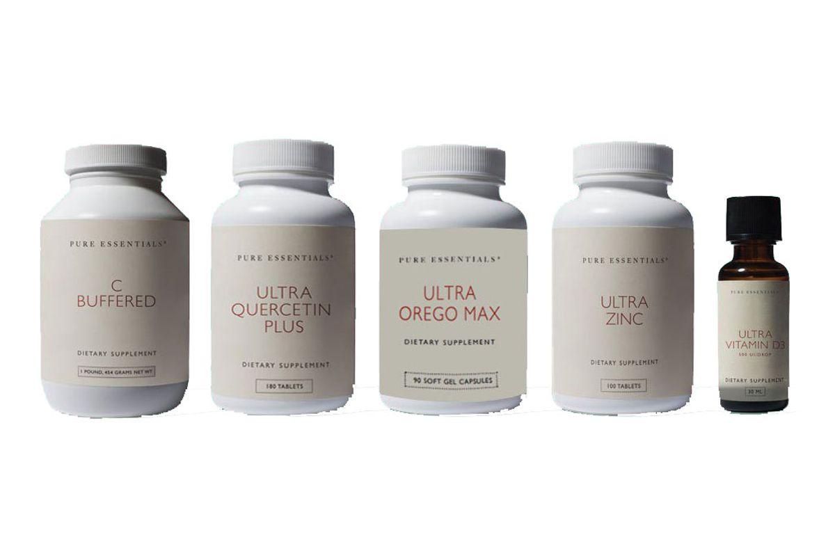 pure essentials immunity pack