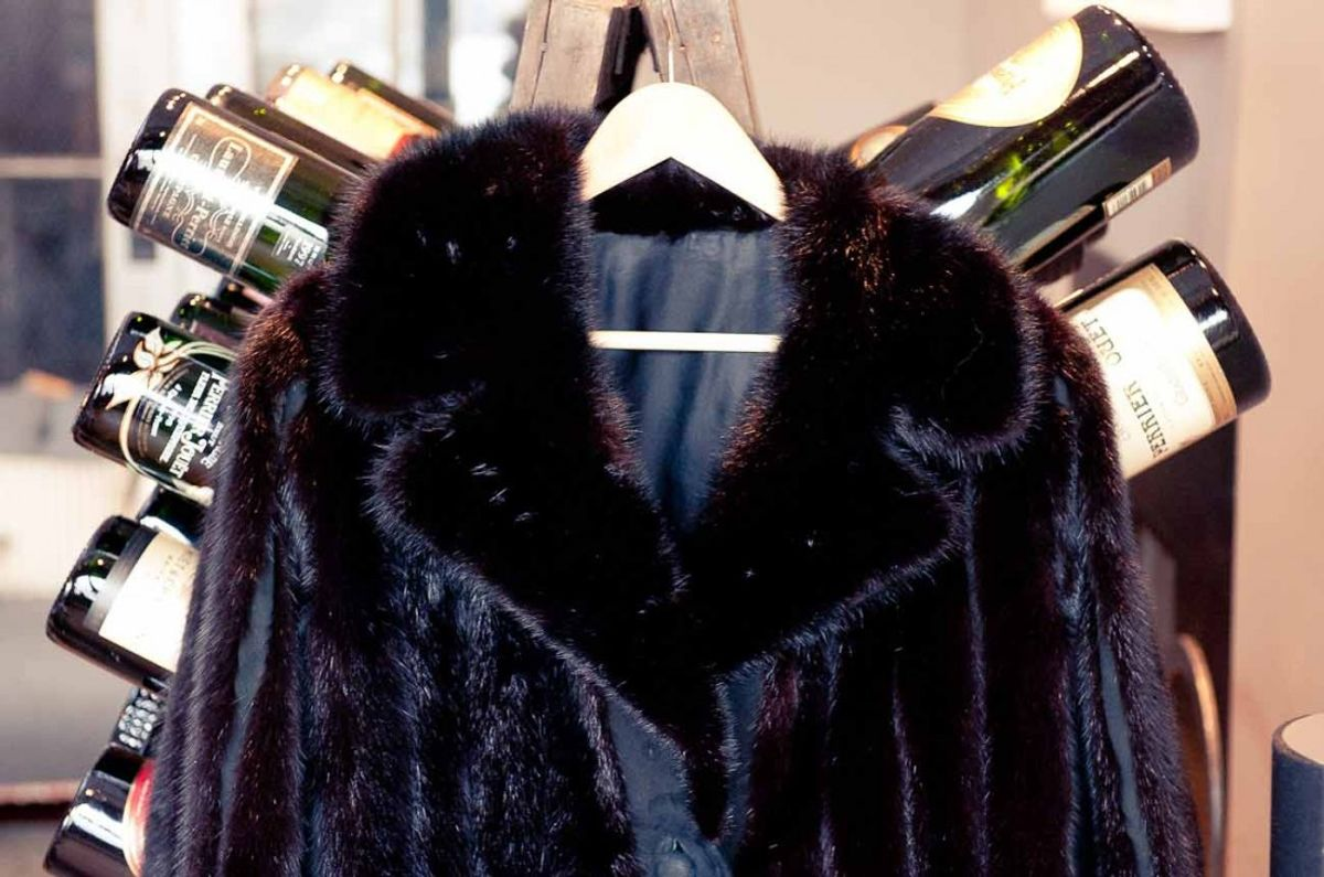 Gucci Westman's Favorite Fur Coat
