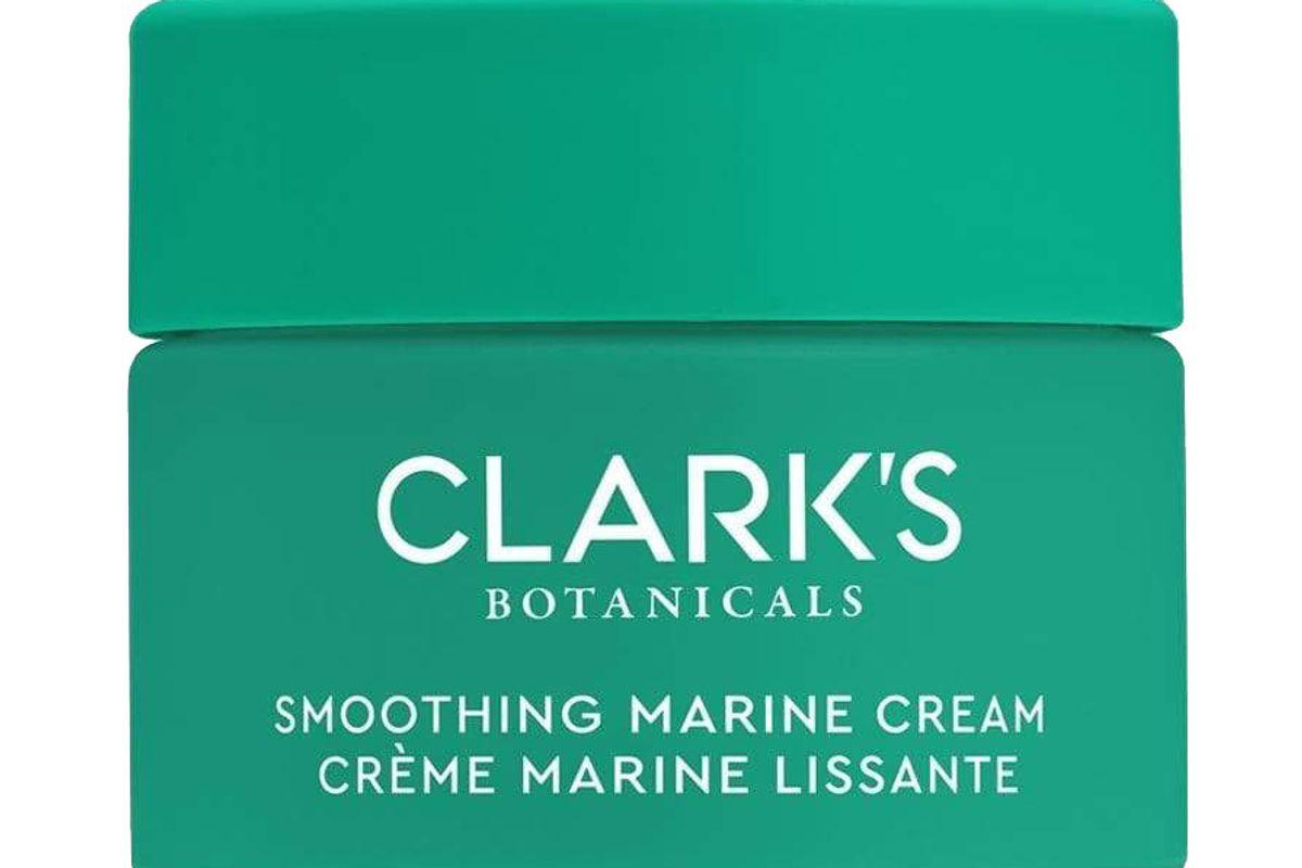 clarks botanical smoothing marine cream