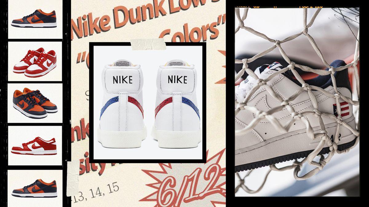 june 2020 sneaker releases