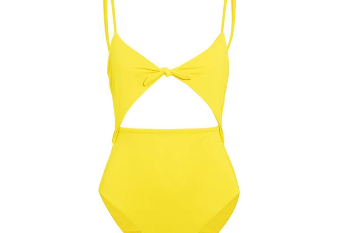 Cutout Swimsuit