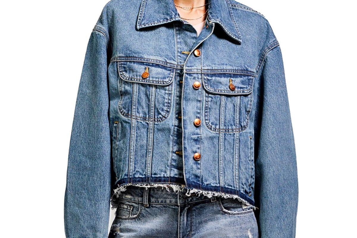 Zoe Oversized Jacket