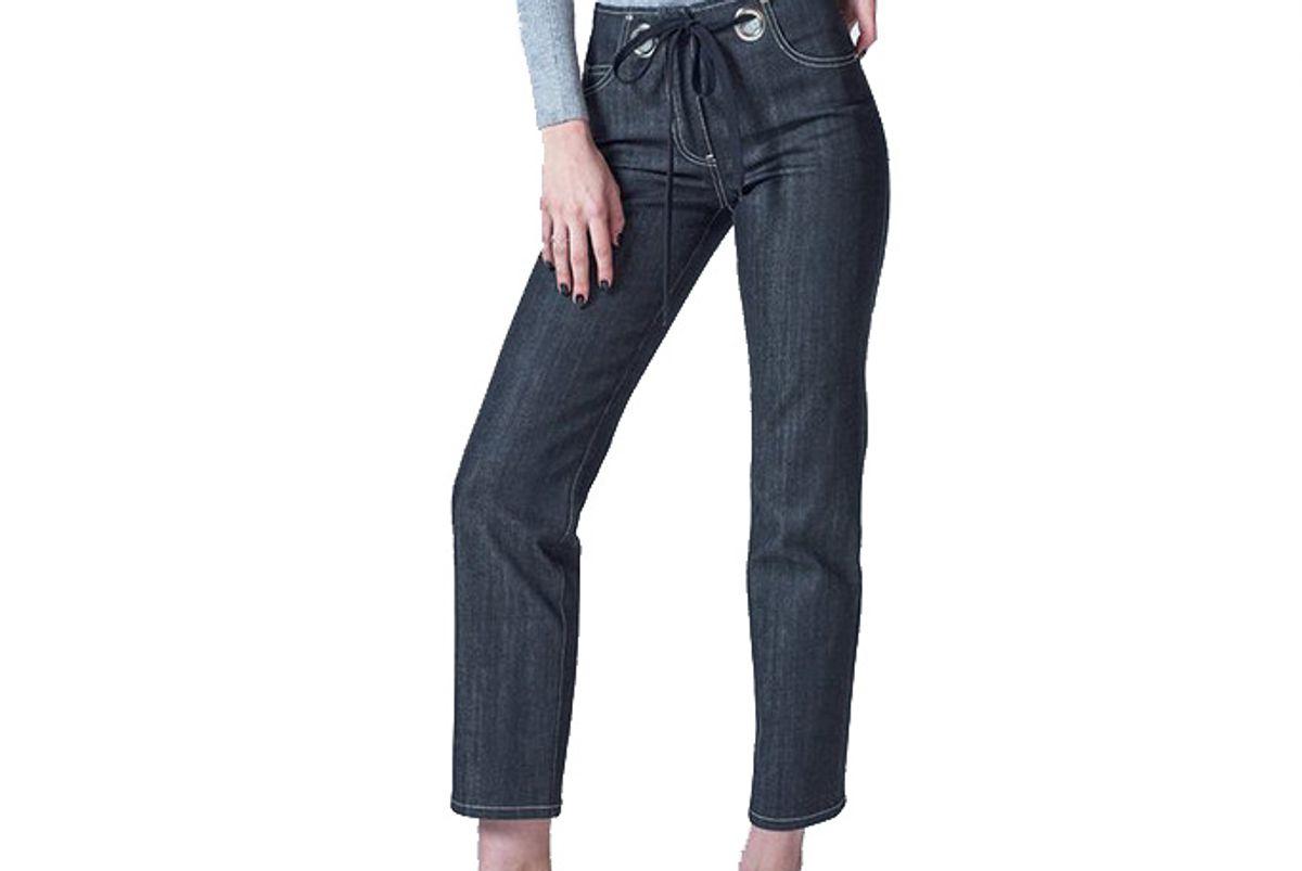 Tommy — Gunmetal Jeans