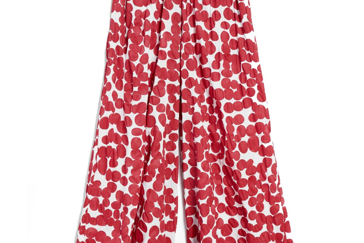 Camelot Pant in Chili