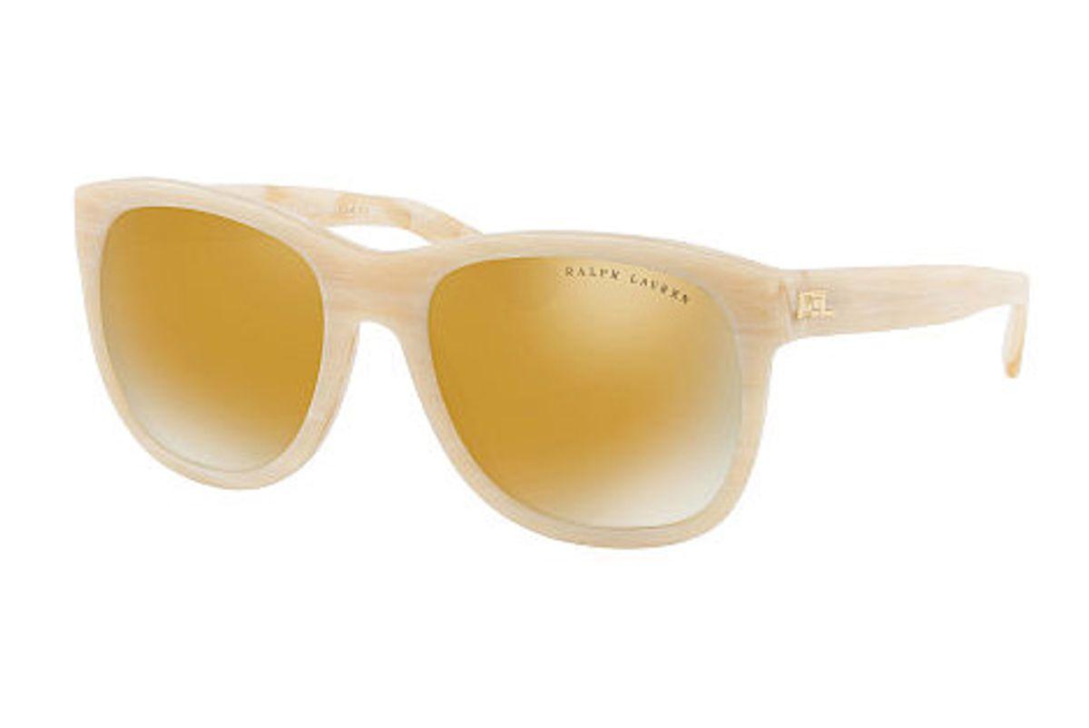 The Ricky Mirrored Sunglasses