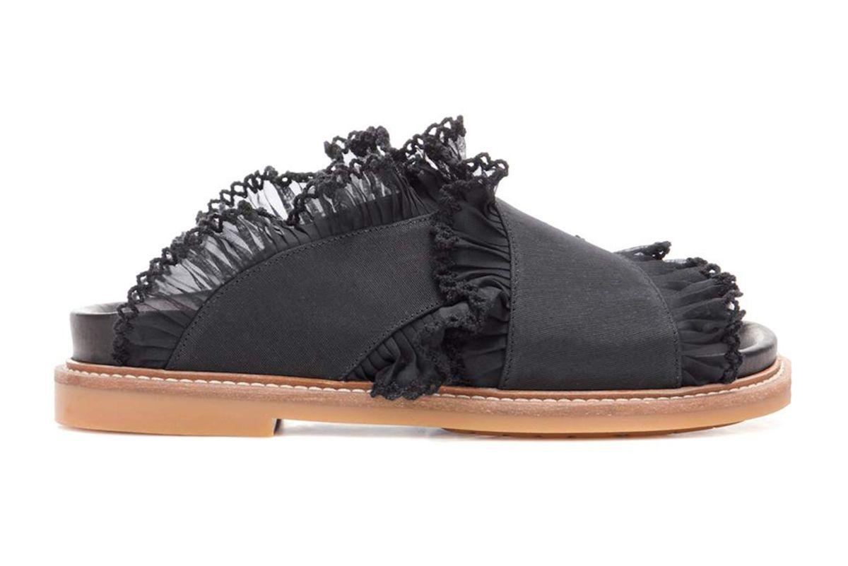 Beth Slip-On Sandals