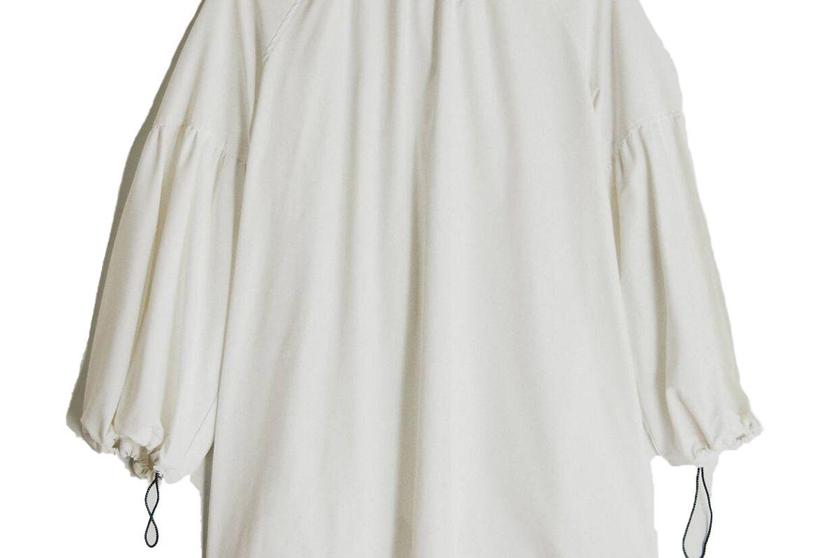 need reed dress in ecru in ecru