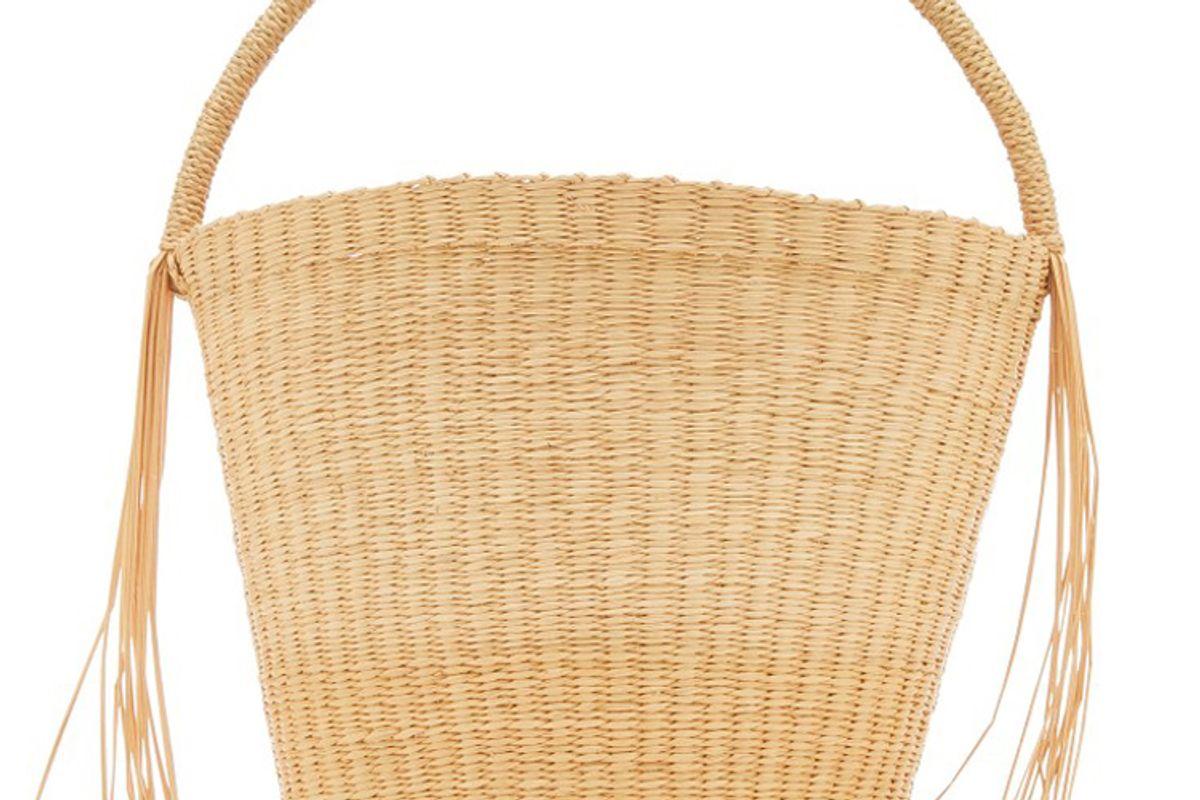 sensi studio salinas straw handbag