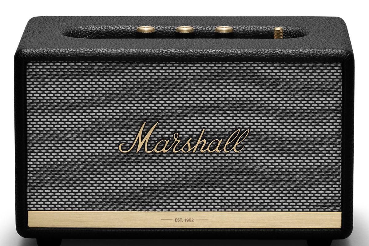 marshall acton home bluetooth speaker