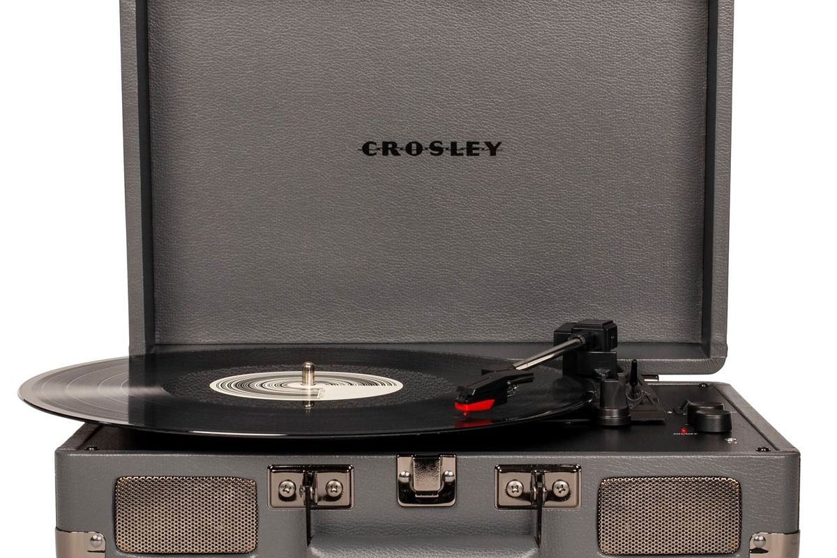 corsley radio cruiser deluxe turntable