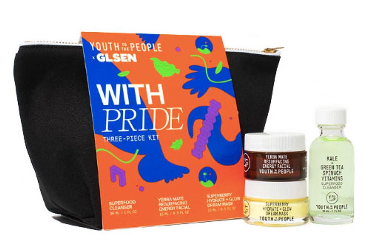 youth to the people with pride minis kit
