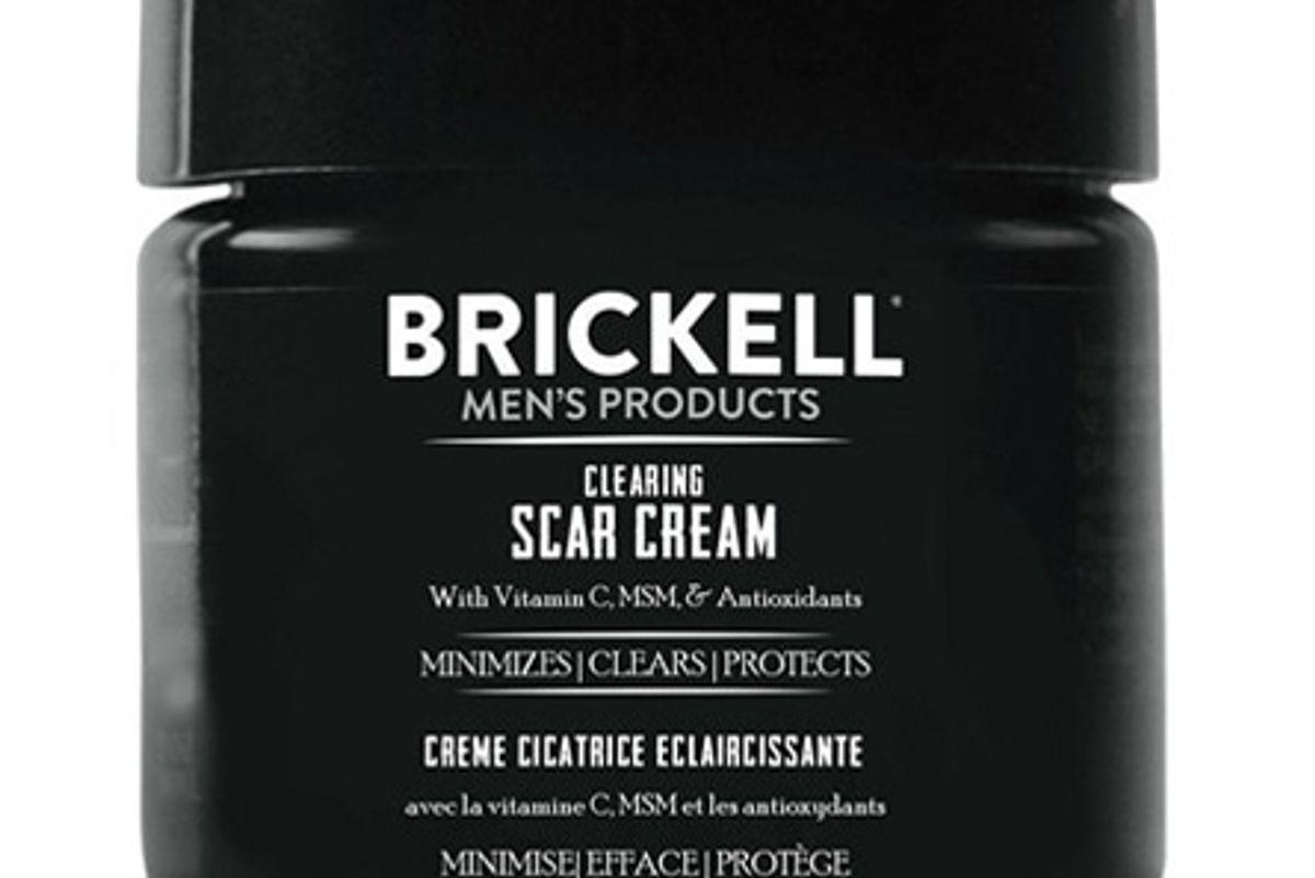 brickell clearing scar cream