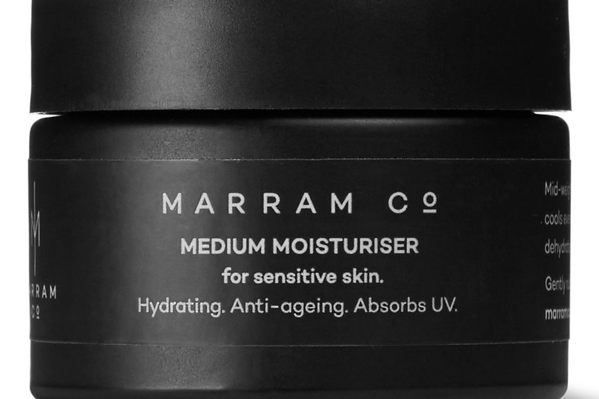 marram co medium moisturizer