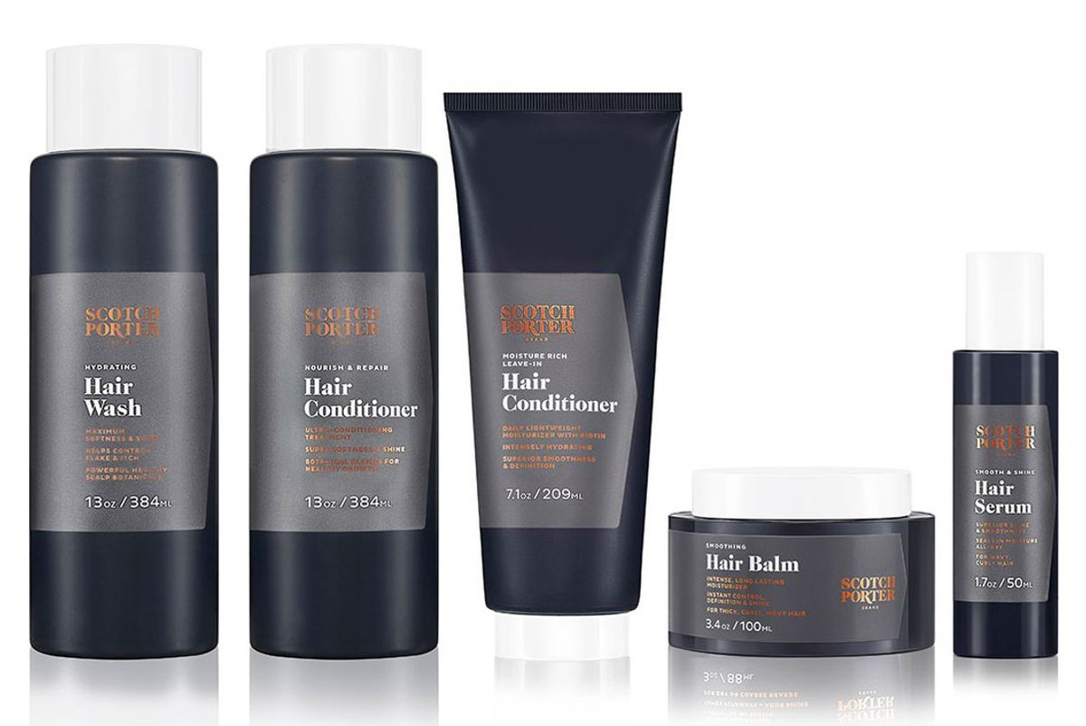 scotch and porter superior hair collection