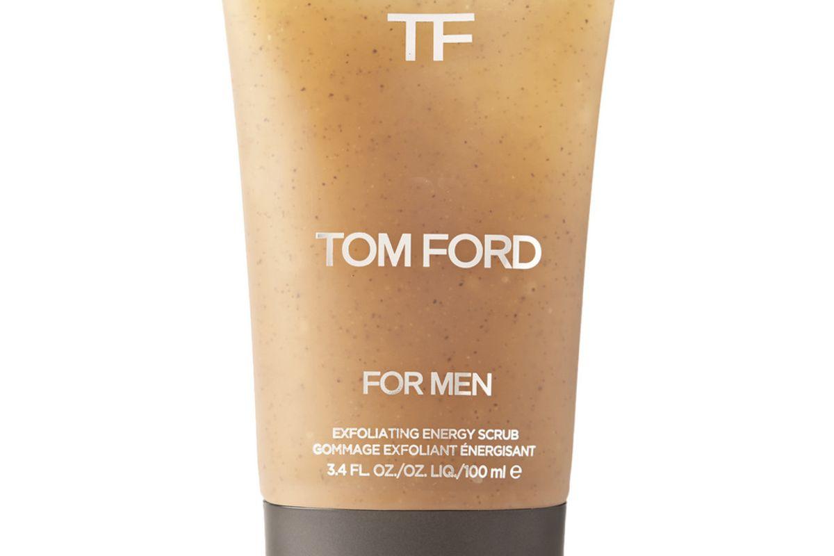 tom ford exfoliating energy scrub