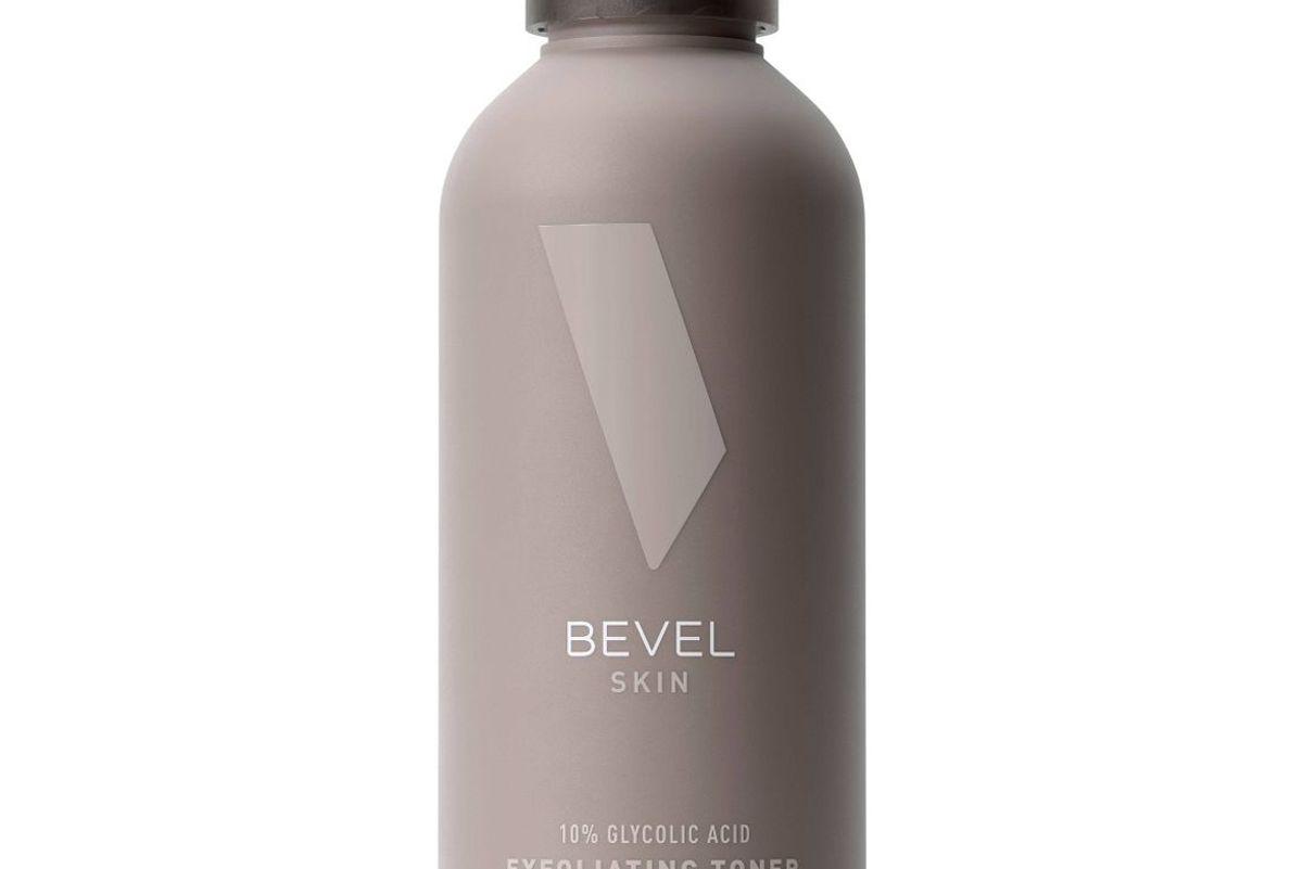 bevel skin 10 percent glycolic acid exfoliating toner