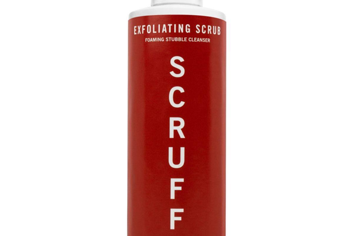 billy jealousy scruff exfoliating wash