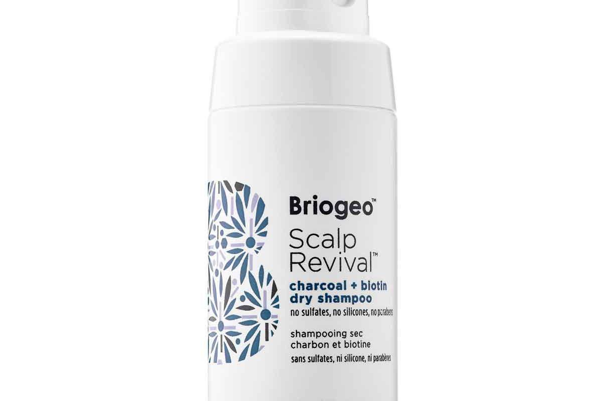 Scalp Revival Charcoal + Biotin Dry Shampoo