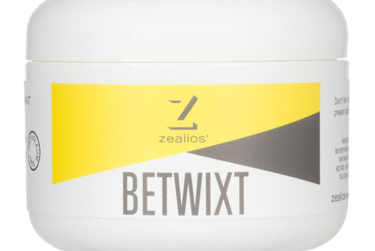 zealios betwixt athletic skin lubricant and chamois cream