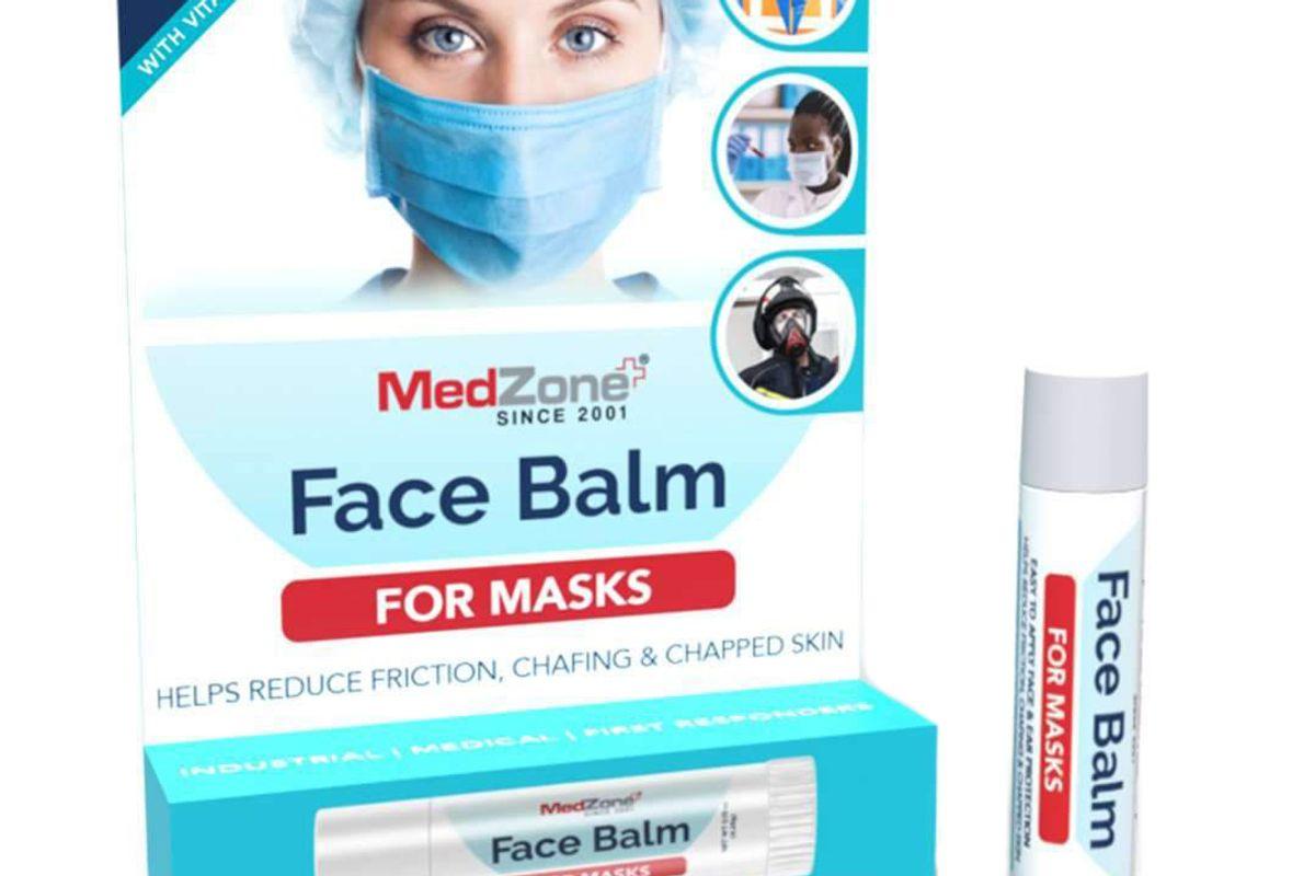 medzone face balm for masks