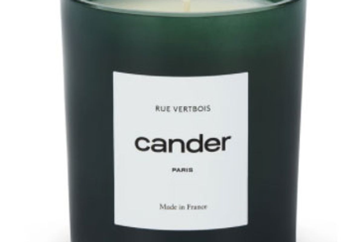 cander rue vertbois scented candle