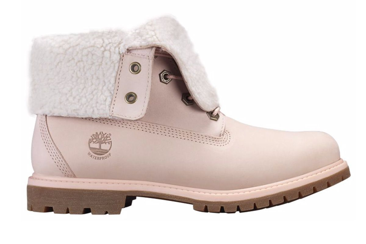 Authentics Waterproof Fold-Down Boots